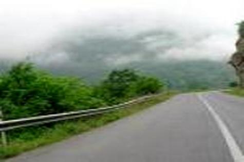 اعمال محدودیت های ترافیکی در جاده های ارتباطی مازندران