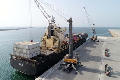 افزایش تخفیف سود بازرگانی کالاهای وارداتی از بندر چابهار