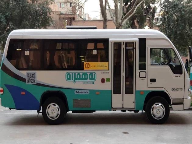افزایش 35 درصدی نرخ کرایه مینیبوس و اتوبوسهای رزروی در پایتخت