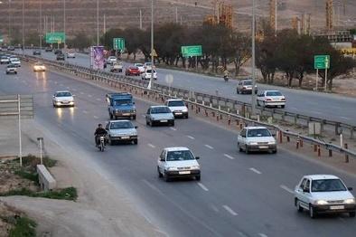 آمار تردد 11ماهه در جادههای همدان