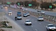 ممنوعیت تردد در ۱۲ محور جادهای