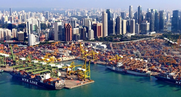 Port of Singapore achieves strong growth in last decade