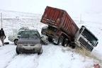 حملونقل هوشمند و تصادفات زمستانی