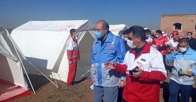 از ابتدای سال جاری تاکنون 250 حادثه طبیعی در قزوین رخ داده است