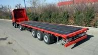 نتیجه رقابت مخرب کامیونهای کفی و چادری: زیان کامیونهای چادری