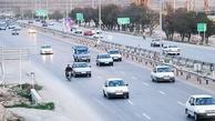 تردد روان در محورهای شمالی/ ترافیک در محور ساوه-تهران
