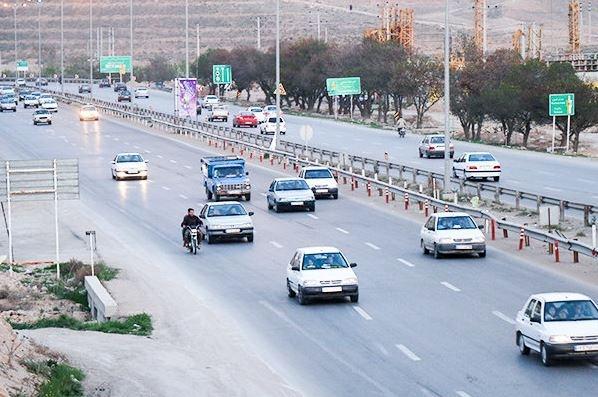 ترافیک روان در جاده های کشور/ مه گرفتگی و کاهش دید در سه استان