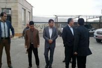 گزارش تصویری / بازدیدکشاورزیان از راه و شهرسازی فاروج و شیروان