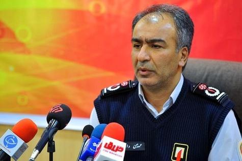 پلمب 7 ساختمان پرخطر در تهران