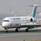 تندباد، پرواز تهران - بجنورد را لغو کرد