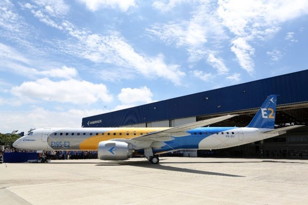 Buoyant Embraer Secures More Orders