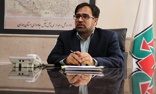 راهداری استان همدان در بیست و یکمین جشنواره شهید رجایی استان برتر شد