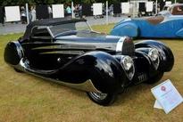 فیلم | اتومبیل بوگاتی شاه کجاست؟