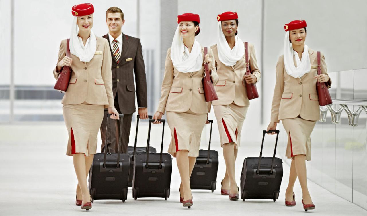 شرکت هواپیمایی امارات (Emirates)، امارات متحده عربی