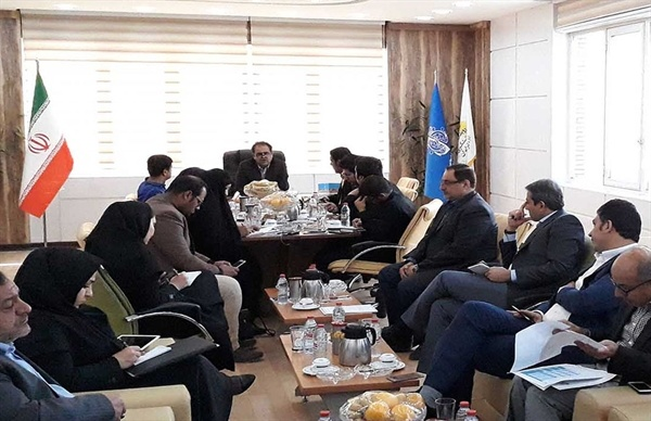 ارائه گزارش عملکرد بندر خرمشهر با عنوان آبان تا آبان در هفته جاری