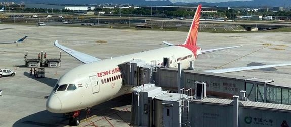 فوری| سانحه هواپیمای مسافربری هند با  191 مسافر / در حال به روز رسانی