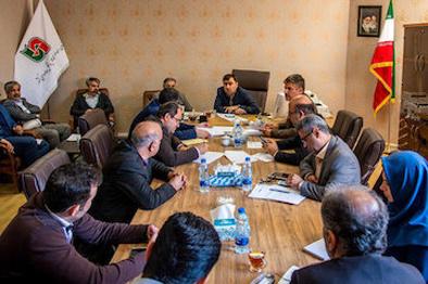 برگزاری نشست هم اندیشی در پایانه حمل و نقل کالای استان تهران