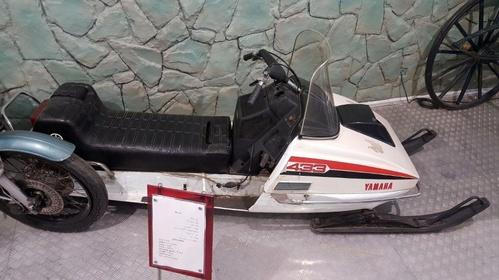 Snowmobile_Yamaha 433