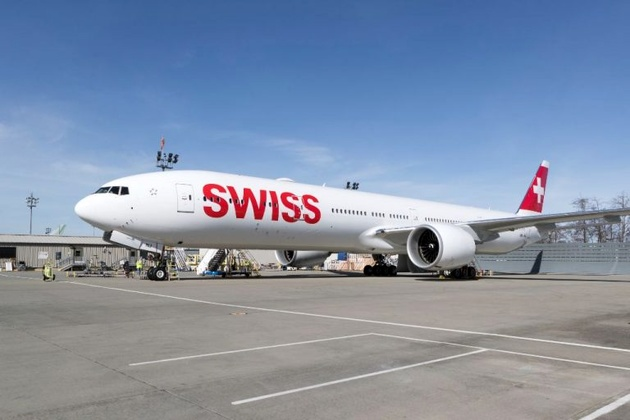 More 777s for Swiss