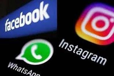واتساپ، اینستاگرام و فیسبوک از کار افتادند