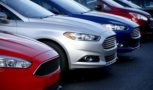 January auto sales top forecasts