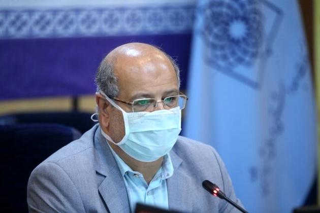 زالی: حملونقل عمومی مهمترین محل انتقال کرونا در تهران است