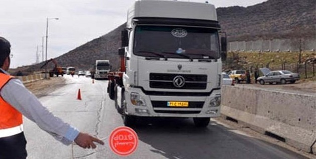 لغو محدودیتهای ترافیکی در جادههای استان ایلام از یکم آبانماه