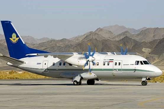 رونمایی از هواپیمای ترابری نظامی ایران ۱۴۰ تا پایان امسال