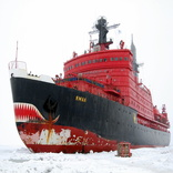 Russian nuclear-powered icebreakers sets new record for reaching North Pole