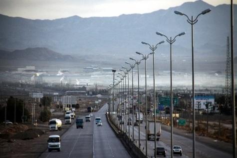 هوای تهران فردا برای گروههای حساس ناسالم میشود