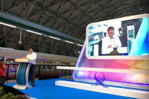 Singapore opens Tuas West Extension
