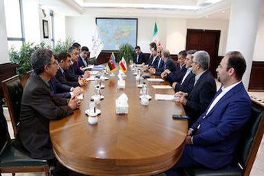 برگزاری کمیسیون مشترک همکاریهای حملونقل ایران و آذربایجان در تهران