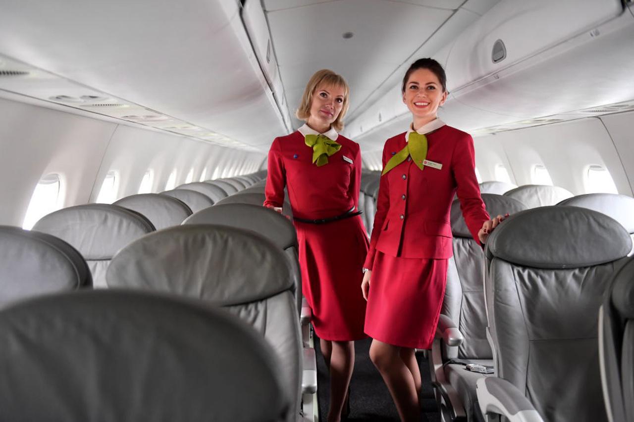 رفتار مهمانداران با مسافران