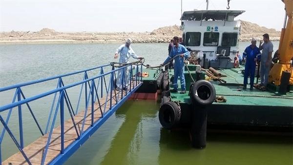 ایجاد زیرساخت جهت تسهیل تردد گردشگران دریایی