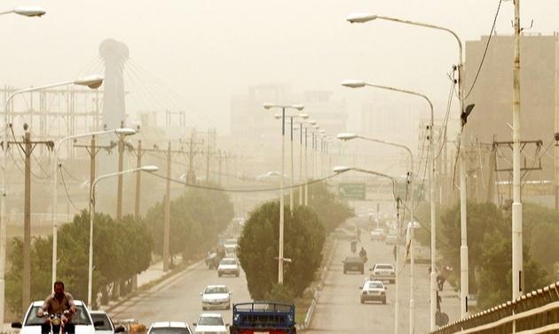 جاده اصفهان- نایین بصورت مقطعی و موردی مسدود میشود