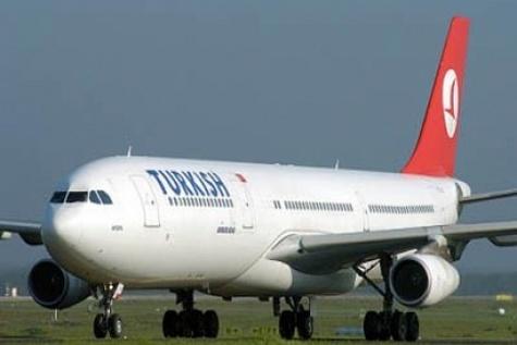 Turkish ۷۴۷F crashes in Kyrgyzstan