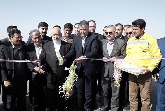 170کیلومتر انواع راه در اصفهان آماده بهرهبرداری است