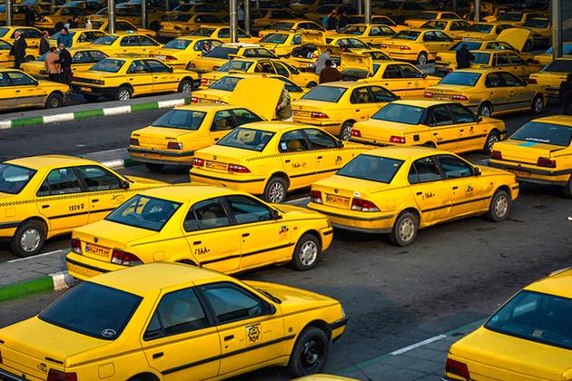 شهروندان از پرداخت الکترونیک برای کرایه تاکسی استفاده کنند