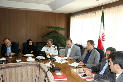 برگزاری اولین جلسه کمیسیون ایمنی حمل و نقل در سال جاری