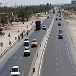 ترافیک سه برابری جادههای استان البرز نسبت به میانگین کشور
