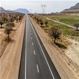 مسدود شدن جاده بندرعباس سیرجان