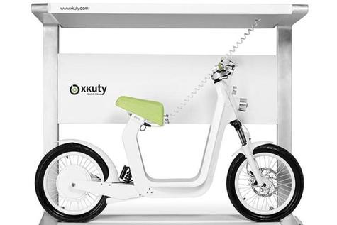 دوچرخه برقی برای جایگزینی با وسایل نقلیه شهری (+عکس)