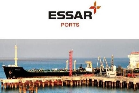 Essar Ports to handle ۱۵ mtpa of third party cargo at Hazira