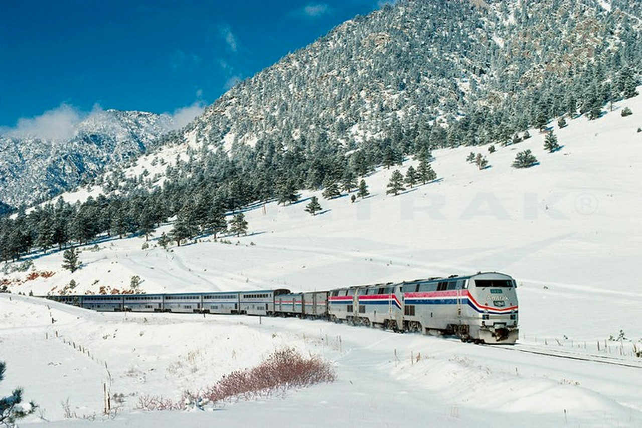 Amtrak Vermonter / آمریکا