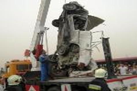 ۱۳ زائر بر اثر سوانح رانندگی جان خود را از دست دادند