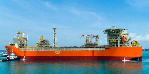 World's first FSO ship with 40-year hull lifespan completed