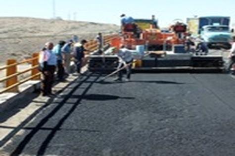 آغاز عملیات تعمیر و مرمت پل فلزی در محور مشهد فریمان