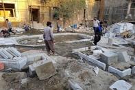 توضیحات شهرداری در مورد مرمت امارات ابتهاج