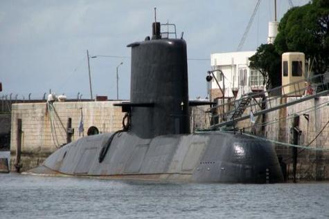 Explosion recorded near missing Argentine submarine