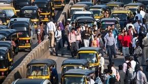 آیا هند دیوانهکنندهترین ترافیک جهان را دارد؟